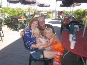 The Burdick Family