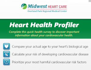 GET2HEALTHY: New Heart Health Survey Tool for JoCo